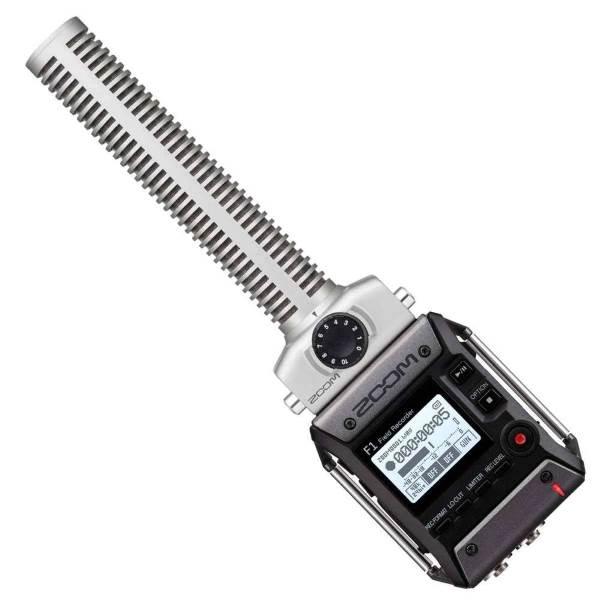 Цифровой рекордер Zoom F1-SP полевой c микрофоном-пушкой SGH-6