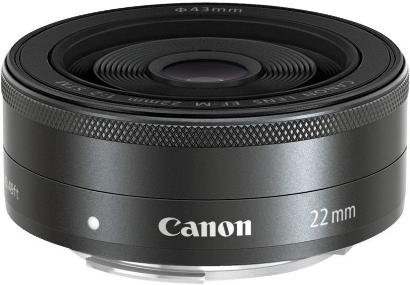 Объектив Canon EF-M 22 mm F/2 STM