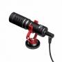 Микрофон накамерный BOYA BY-MM1 Универсальный кардиоидный