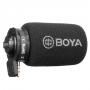 Микрофон BOYA BY-A7H Конденсаторный для iOS и Android устройств 3,5мм