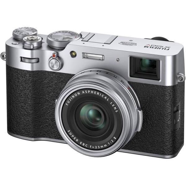 Фотоаппарат Fujifilm X100V серебро