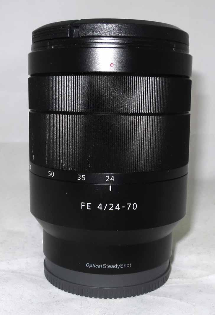 Объектив Sony SEL-2470Z FE 24-70mm f/4 ZA OSS б/у