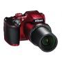 Фотоаппарат Nikon Coolpix B500 красный / фиолетовый