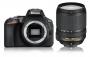 Фотоаппарат Nikon D5600 Kit AF-S DX 18-140 VR