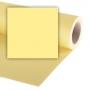 Фон бумажный Colorama 1.35х11м 545 LEMON