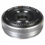 Объектив Fujifilm XF 27mm f/2.8 серебро