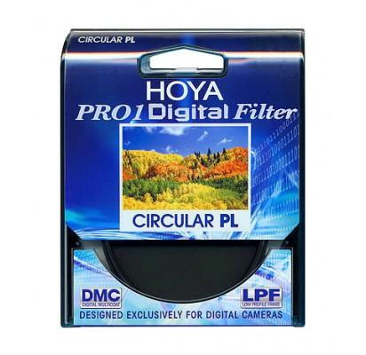 Фильтр поляризационный HOYA Pro 1D Circular-PL 62mm 75724