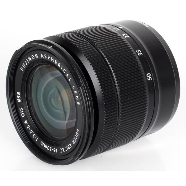 Объектив Fujifilm Fujinon XC 16-50mm f/3.5-5.6 OIS