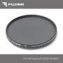 Фильтр нейтрально-серый Fujimi PRO HD VARIO ND2-400 46мм