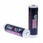 Аккумулятор Relato AA2300/2RU Ni-MH 2300mAh Ready-to-Use (Упак.2шт)