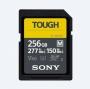 Карта памяти SD 256Gb Sony SDXC UHS-II V60 U3 TOUGH 277/150 MB/s