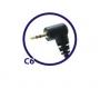 Кабель Phottix C6 для синхронизаторов и пультов Canon 600/70D/6D 1734