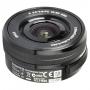 Объектив Sony SEL-P1650 E PZ 16-50 мм F3.5-5.6 OSS