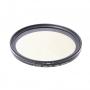 Фильтр нейтрально-серый Fujimi Vari-ND ND2-ND400 62mm