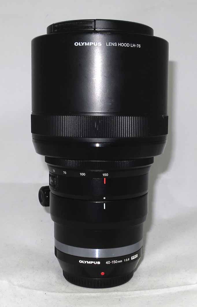 Объектив Olympus M.Zuiko Digital ED 40-150 mm f/2.8 Pro б/у 2