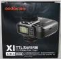 Приёмник Godox X1R-C TTL для вспышек Canon б/у