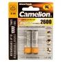 Аккумулятор CAMELION R6 2600mAh Ni-MH 1шт.