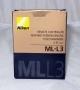 Пульт ДУ Nikon ML-L3 для D50, D80 оригинальный б/у