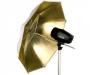 Зонт Falcon Eyes 90 см UR-48G золотой