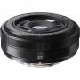 Объектив Fujifilm XF 27mm f/2.8 черный