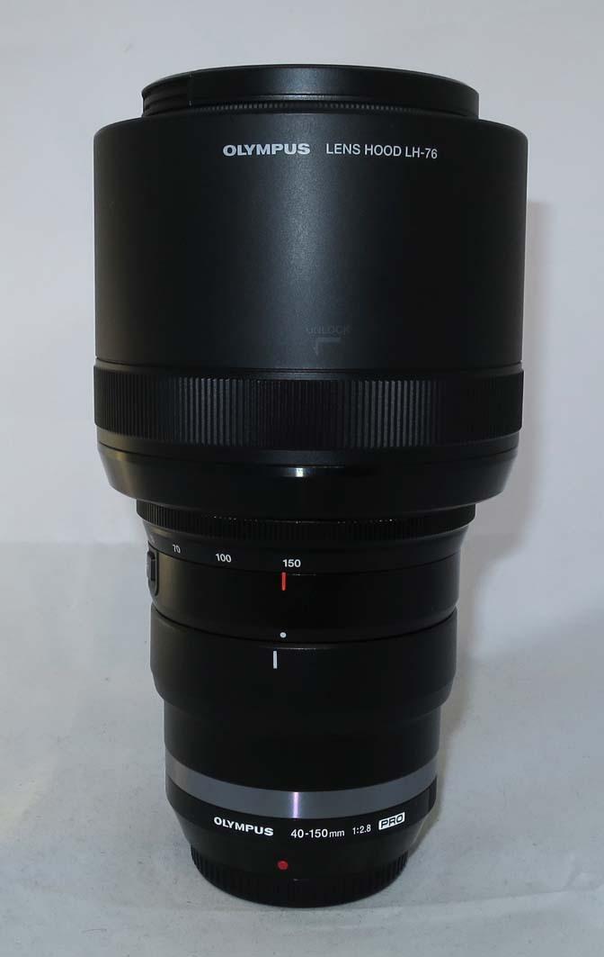 Объектив Olympus M.Zuiko Digital ED 40-150 mm f/2.8 Pro б/у