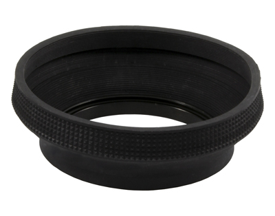 Бленда Flama Rubber Lenshood-72mm