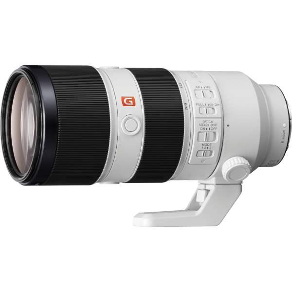 Объектив Sony SEL-70200GM FE 70-200mm f/2.8 GM OSS
