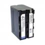 Аккумулятор Relato NP-F970 7400mAh для Sony CCD-TR1100/ TR208/ TR3000