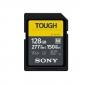 Карта памяти SD 128Gb Sony SDXC UHS-II V60 U3 TOUGH 277/150 MB/s