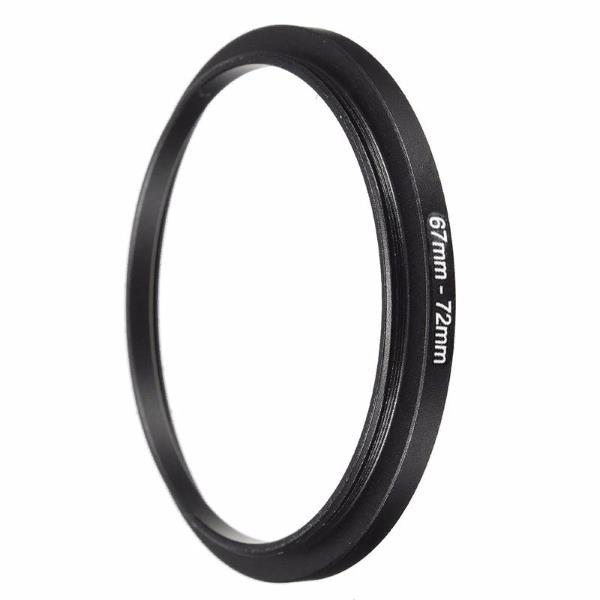 Переходное кольцо Fotokvant LADU 67-72 NVF-8743 Размер 67-72 мм