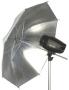 Зонт Falcon Eyes 90 см UR-48S серебристый