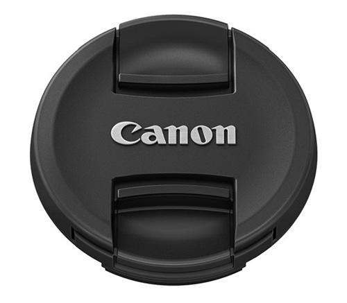 Крышка объектива передняя 67мм Canon E-67II Lens Cap с центр фиксацие