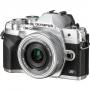 Фотоаппарат Olympus OM-D E-M10 Mark IV 14-42 EZ Pancake сереб