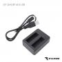Fujimi GP 2AHDBT-401USB ЗУ USB для двух АКБ GP H4B для GoPro4