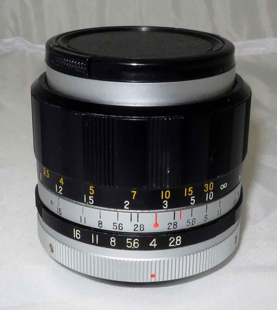 Объектив Vemar 35 mm f/2,8 (nikon) б/у