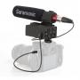 Микрофон накамерный Saramonic MixMic пушка направленный с микшером