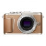Фотоаппарат Olympus PEN E-PL9 Body белый / коричневый