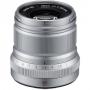 Объектив Fujifilm XF 50mm f/2.0 R WR серебро