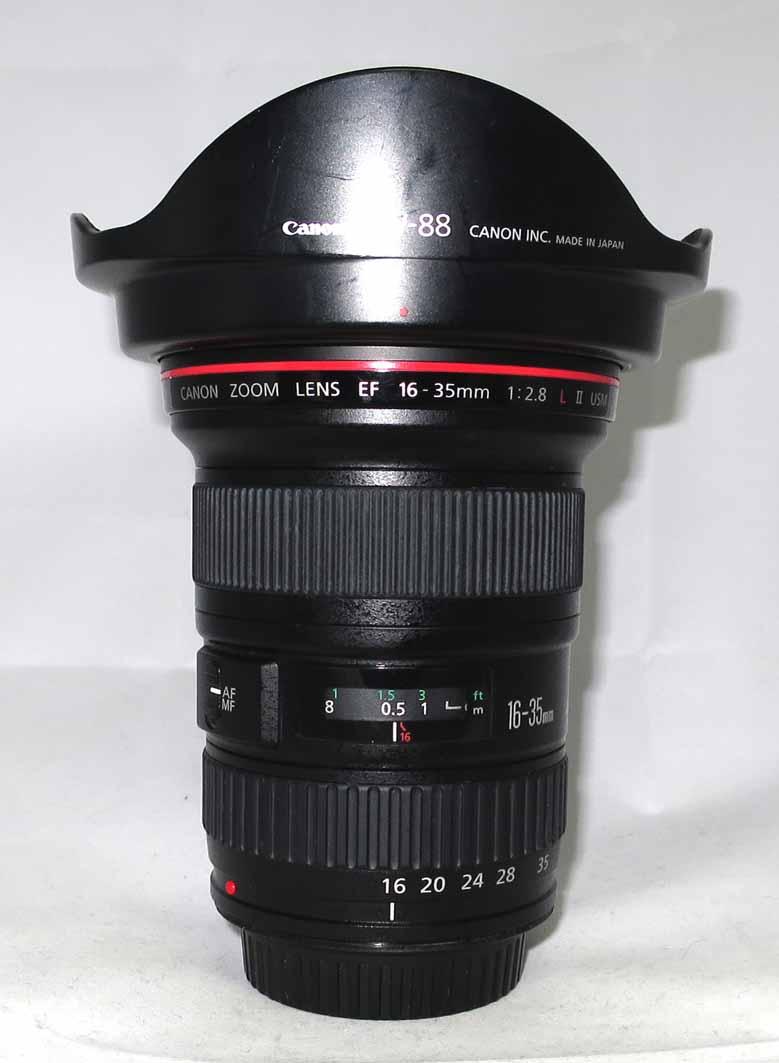 Объектив Canon EF 16-35 MM F/2.8 L II USM б/у