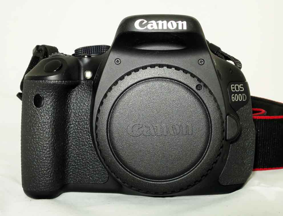Объем буфера в режиме raw canon 600d