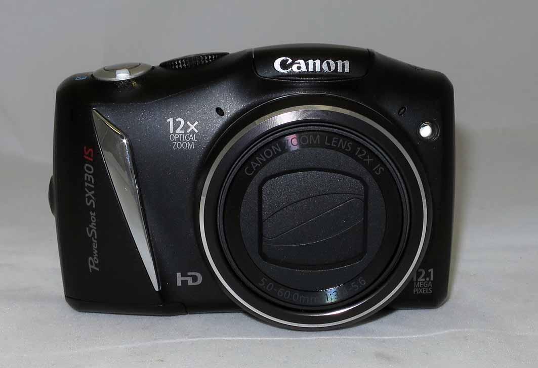 Цифровой фотоаппарат Canon PowerShot SX130 IS б/у