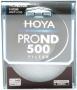 Фильтр нейтрально-серый Hoya ND500 PRO 72 mm