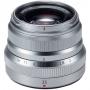 Объектив Fujifilm XF 35mm f/2.0 R WR серебро