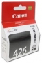 Картридж Canon CLI-426BK черный