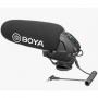 Микрофон накамерный BOYA BY-BM3030 суперкардиоидный пушка