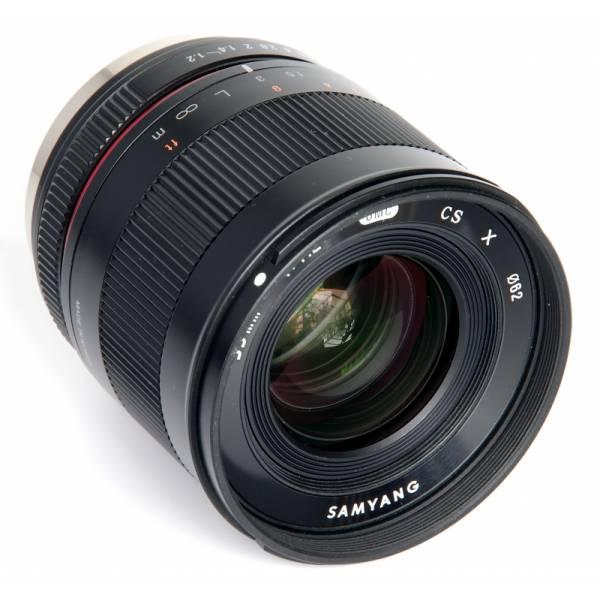 Объектив Samyang Fuji X 35mm f/1.2 ED AS UMC CS
