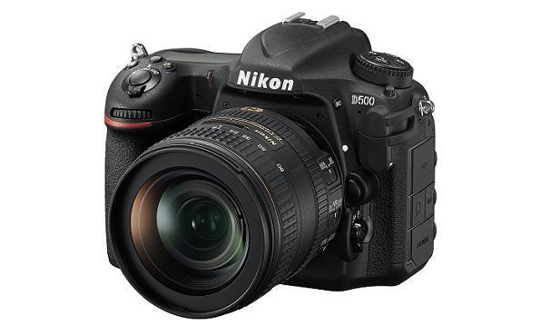 Фотоаппарат Nikon D500 kit 16-80 VR