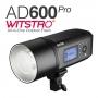 Импульсный осветитель Godox Witstro AD600Pro с TTL аккумуляторный 263