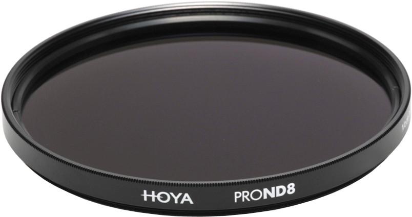 Фильтр нейтрально-серый HOYA ND8 PRO 52 mm