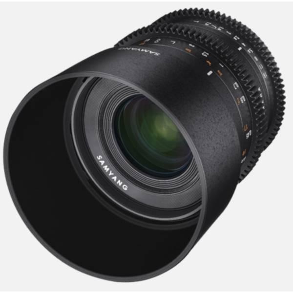 Объектив Samyang Fuji X 35mm T1.3 AS UMC CS Cine